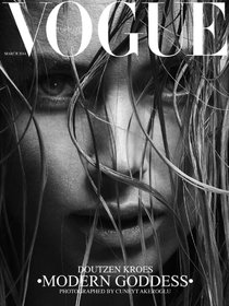 Даутцен Крус на страницах «Vogue Turkey», март 2014: doutzen-kroes-vogue-turkey--01_Starbeat.ru