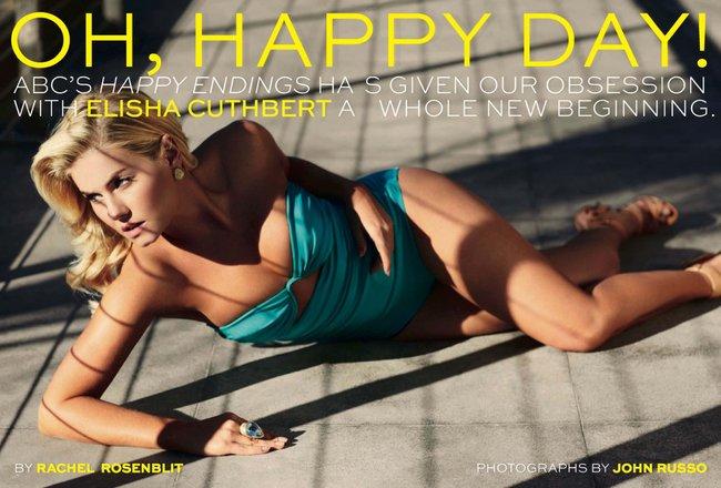 Элиша Катберт на обложке журнала «Maxim», март 2013 года: Elisha-Cuthbert-7_Starbeat.ru