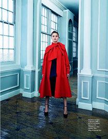 Дженнифер Лоуренс снялась для октябрьского номера журнала «Elle France»: jen-elle-1_Starbeat.ru