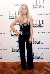 «Elle Style Awards 2014» в Лондоне: Элли Голдинг: ellie-goulding-elle-style-awards-2014--01_Starbeat.ru