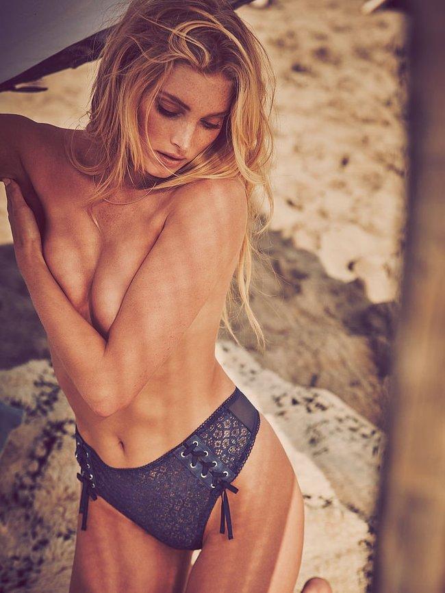 Шведская модель Эльза Хоск в фотосессии для Victoria's Secret: elsa-hosk-24-1_Starbeat.ru