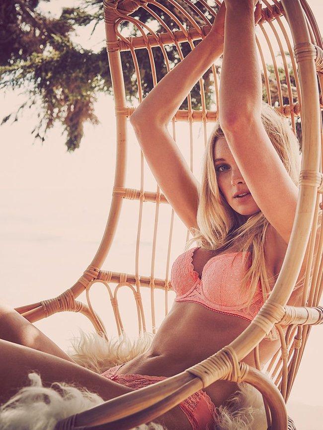 Шведская модель Эльза Хоск в фотосессии для Victoria's Secret: elsa-hosk-9-3_Starbeat.ru