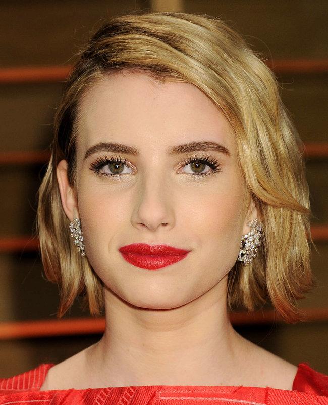 Эмма Робертс на званом вечере «Vanity Fair Party», Голливуд: emma-roberts-oscars-2014---vanity-fair-party--04_Starbeat.ru