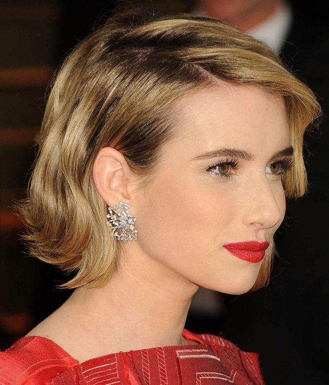 Эмма Робертс на званом вечере «Vanity Fair Party», Голливуд: emma-roberts-oscars-2014---vanity-fair-party--05_Starbeat.ru