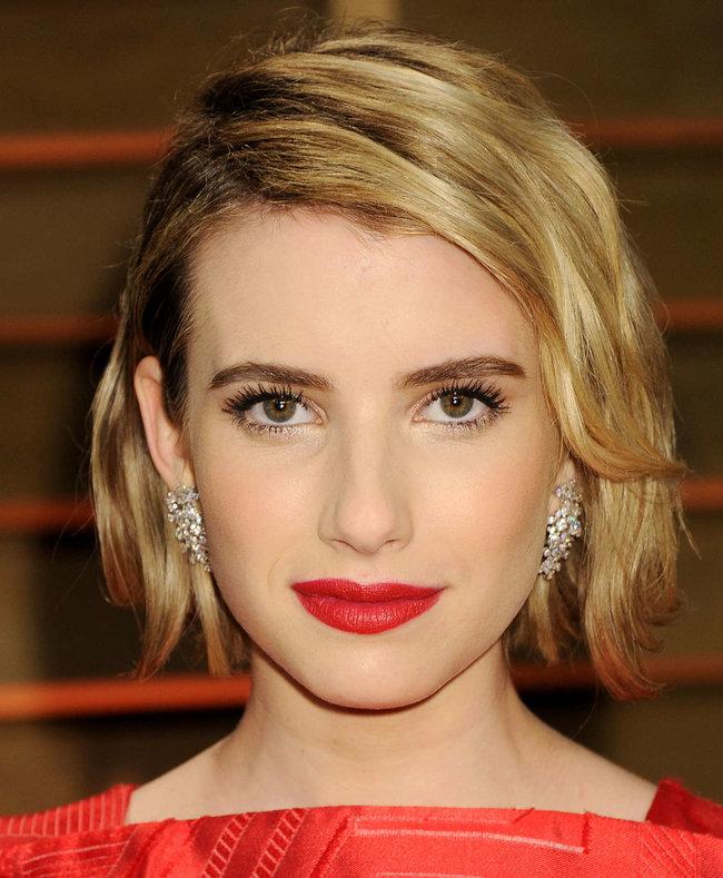 Эмма Робертс на званом вечере «Vanity Fair Party», Голливуд: emma-roberts-oscars-2014---vanity-fair-party--06_Starbeat.ru
