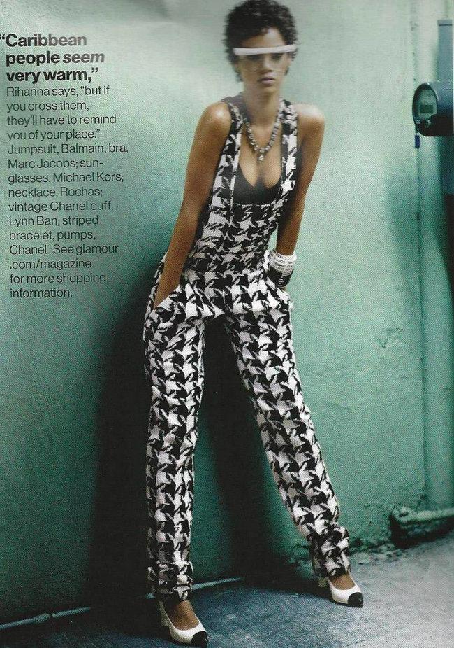 Ноябрьский выпуск журнала «Glamour US»: фотосессия Рианны: rihanna-glamour-4_Starbeat.ru