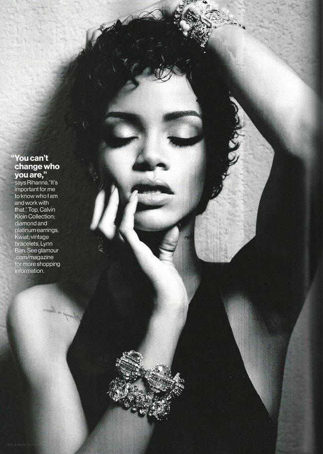 Ноябрьский выпуск журнала «Glamour US»: фотосессия Рианны: rihanna-glamour-5_Starbeat.ru