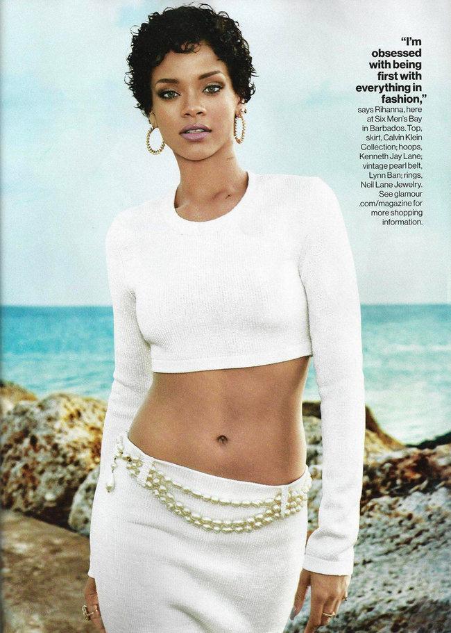 Ноябрьский выпуск журнала «Glamour US»: фотосессия Рианны: rihanna-glamour-6_Starbeat.ru