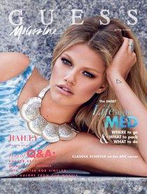 Хейли Клаусон в журнале «Guess», весна-лето 2014: hailey-clauson-guess-magazine--03_Starbeat.ru