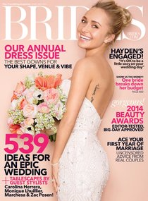Хайден Панеттьери в журнале «Brides» (апрель-май 2014): hayden-panettiere-brides-magazine--02_Starbeat.ru