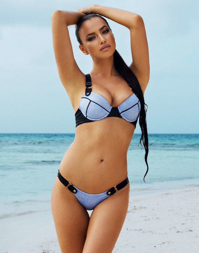 «Beach Bunny»: бикини-фотосессия Ирины Шейк (март 2014): irina-shayk-beach-bunny-bikini--14_Starbeat.ru