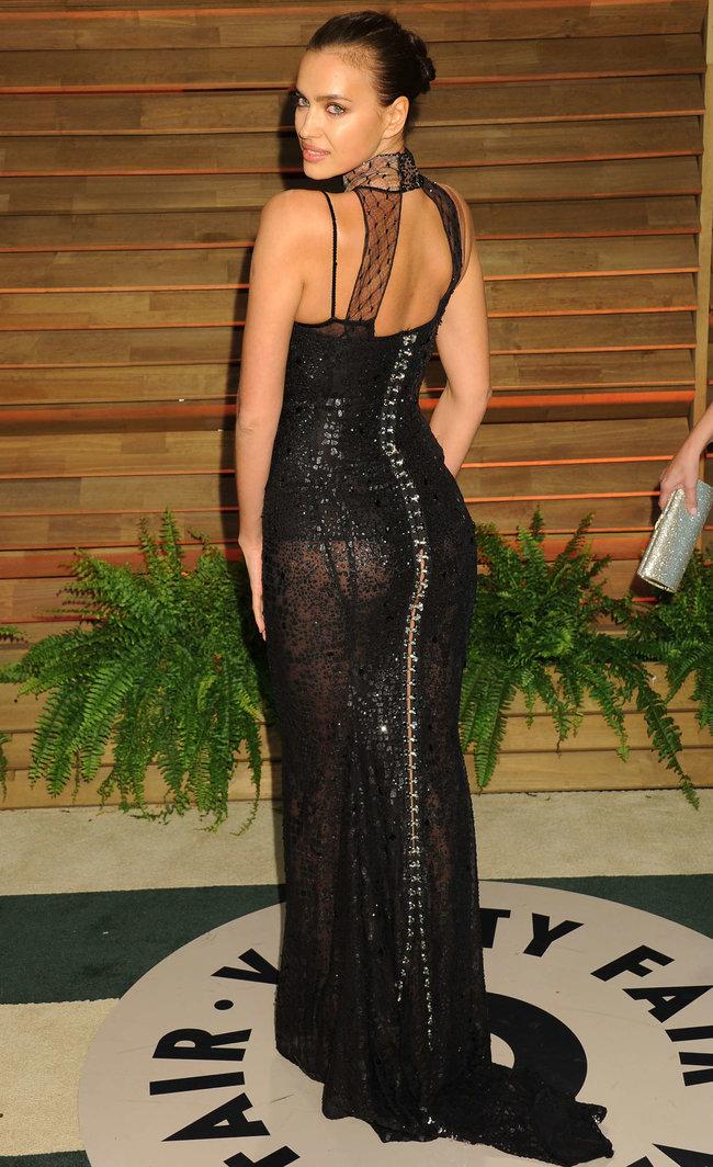 Ирина Шейк: светский раут «Vanity Fair» в Голливуде: irina-shayk-oscar-2014---vanity-fair-party--15_Starbeat.ru