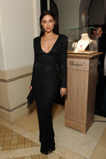 Ирина Шейк посетила «Weinstein Company Academy Award» в Лос-Анджелесе: irina-shayk-weinstein-company-academy-award-party--01_Starbeat.ru