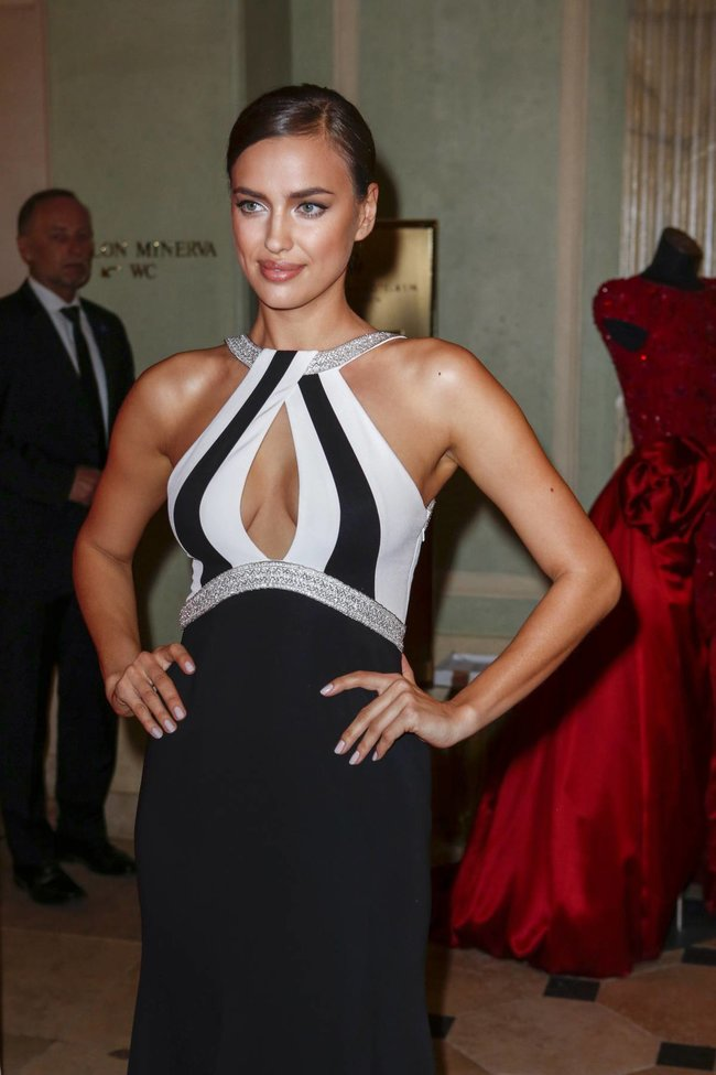 Ирина Шейк посетила Баден-Баден: «Gala Spa Awards 2014»: irina-shayk-42_Starbeat.ru