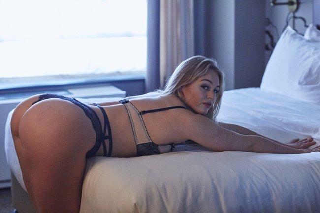Искра Лоуренс выкаблучивается в отеле «Hotel Ma Cherie»: iska-lawrence-10_Starbeat.ru