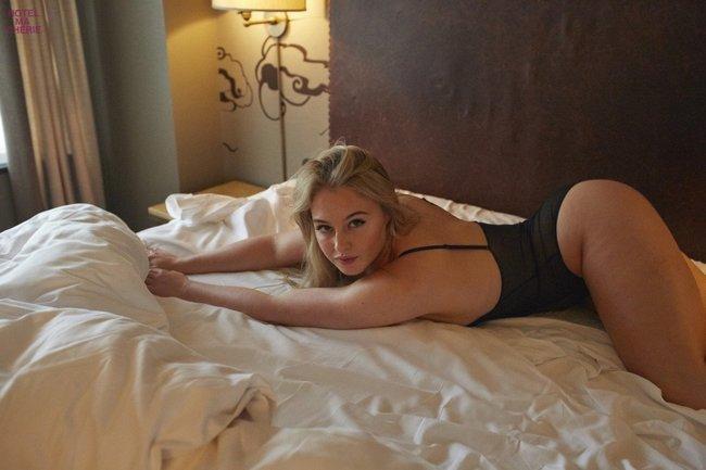 Искра Лоуренс выкаблучивается в отеле «Hotel Ma Cherie»: iska-lawrence-32_Starbeat.ru