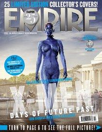 Дженнифер Лоуренс: кадры из фильма «Люди Икс» в журнале «Empire» (март 2014): jennifer-lawrence-110_Starbeat.ru
