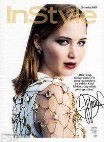 Дженнифер Лоуренс стала лицом журнала «Instyle» в декабре: jennifer-lawrence-instyle-magazine--03_Starbeat.ru
