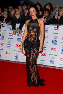Дженнифер Меткалф на вручении премии «National Television Awards 2014» в Лондоне: jennifer-metcalfe-nta-2014-in-london--01_Starbeat.ru