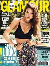 Французский «Glamour» в августе: Джессика Альба: jessica-alba-3_Starbeat.ru
