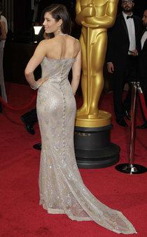 Джессика Бил: 86-ая ежегодная церемония вручения премии «Оскар 2014»: oscar-2014-jessica-biel--01_Starbeat.ru