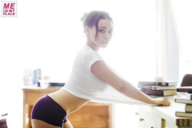 Джессика Паркер Кеннеди в фото-проекте «Me In My Place»: jessica_parker_kennedy-100_Starbeat.ru