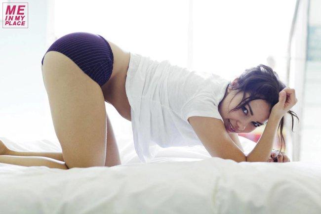 Джессика Паркер Кеннеди в фото-проекте «Me In My Place»: jessica_parker_kennedy-601_Starbeat.ru
