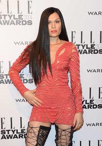 Джесси Джей на церемонии вручения «Elle Style Awards» в Лондоне: jessie-j-elle-style-awards-2014--01_Starbeat.ru
