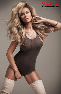 Джоанна Крупа: фотосессия для «Maxim Magazine»: joanna-krupa-12_Starbeat.ru