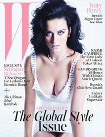 Кэти Перри в ноябрьском выпуске журнала «W Magazine»: katy-perry-w-magazine--01_Starbeat.ru