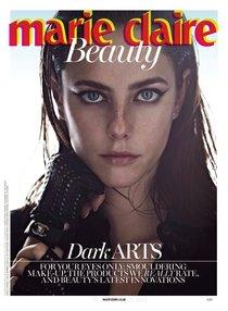 «Marie Claire UK» в апреле: фотосессия Каи Скоделарио: kaya-scodelario-marie-claire-uk--01_Starbeat.ru