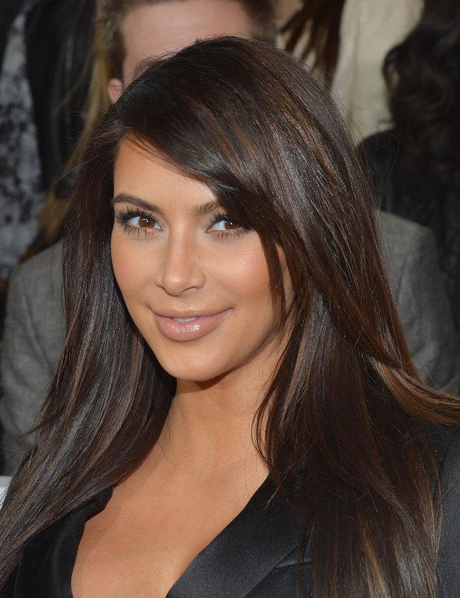 Вечеринка «E! 2013»: беременная Ким Кардашьян: kim-kardashian---e-2013-upfront--02_Starbeat.ru