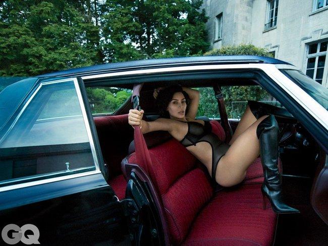 И снова здравствуйте: Ким Кардашан для «GQ Magazine Naked Photoshoot» (июнь 2016): kim-kardashian-6-3_Starbeat.ru