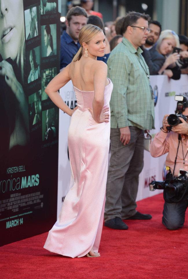 Кристен Белл на премьере фильма «Вероника Марс» в Голливуде: kristen-bell-veronica-mars-premiere--03_Starbeat.ru