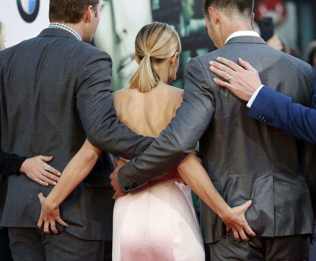 Кристен Белл на премьере фильма «Вероника Марс» в Голливуде: kristen-bell-veronica-mars-premiere--05_Starbeat.ru