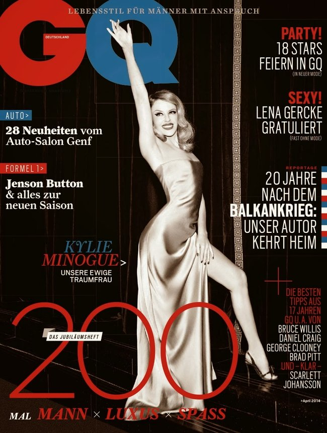 Кайли Миног в свежем номере журнала «GQ Germany» (апрель 2014): kylie-minogue-gq-germany--04_Starbeat.ru