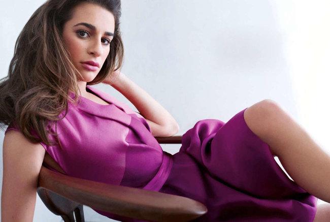 «Glamour UK» в апреле: заводная красотка Леа Мишель: lea-michele-glamour-uk--02_Starbeat.ru