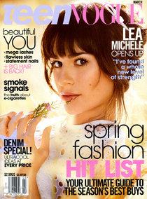 Леа Мишель в свежем номере журнала «Teen Vogue» (март 2014): lea-michele-teen-vogue-magazine--01_Starbeat.ru