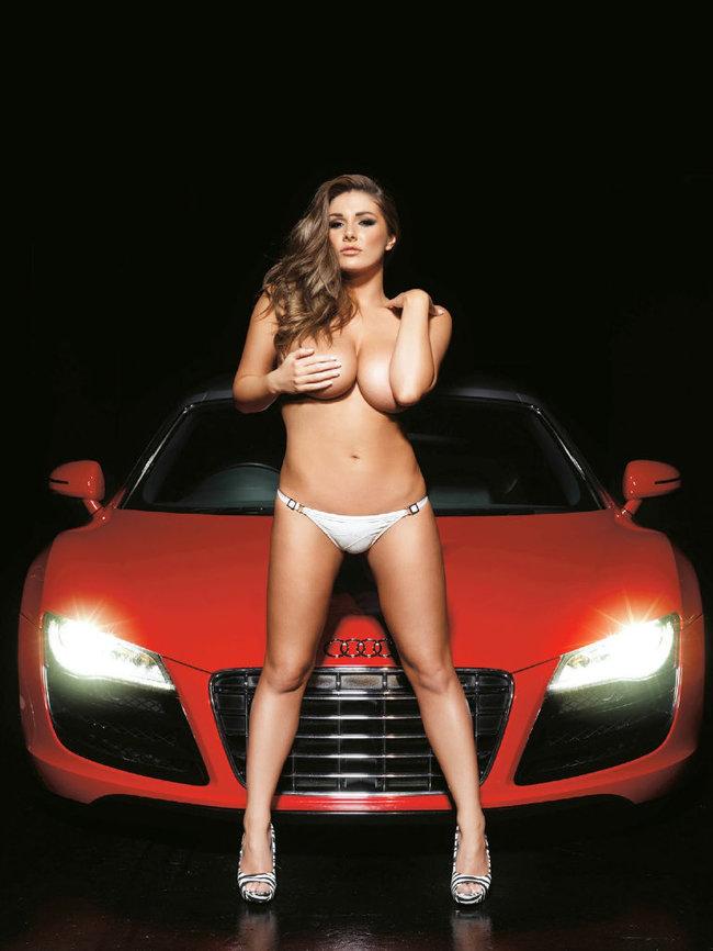 Британская модель Люси Пиндер в коллекционном издании «Nuts»: 68-lucy-pinder-68_Starbeat.ru