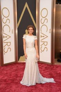 Мария Менунос: 86-ая ежегодная церемония вручения премии «Оскар 2014»: oscar-2014-maria-menounos--01_Starbeat.ru