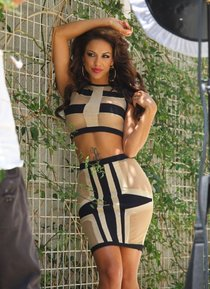 Мелисса Рисо: фотосессия в Голливуде: melissa-riso---photo-shoot-in-hollywood--19_Starbeat.ru