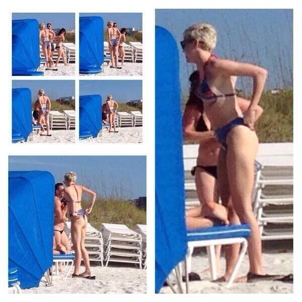 Майли Сайрус на отдыхе в бикини: miley-bikini-3_Starbeat.ru