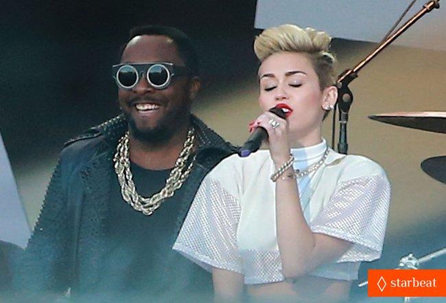 Майли Сайрус: выступление на шоу «Jimmy Kimmel Live»: miley-cyrus-jimmy-kimmel-live-performance-watch-now-21_Starbeat.ru