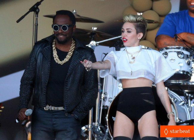 Майли Сайрус: выступление на шоу «Jimmy Kimmel Live»: miley-cyrus-jimmy-kimmel-live-performance-watch-now-26_Starbeat.ru