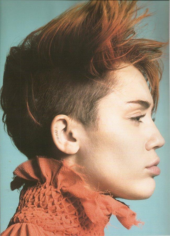 Майли Сайрус на страницах февральского выпуска журнала «Love»: miley-cyrus-love-magazine--01_Starbeat.ru
