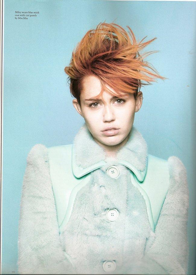 Майли Сайрус на страницах февральского выпуска журнала «Love»: miley-cyrus-love-magazine--06_Starbeat.ru