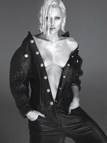 Полуобнаженная фотосессия Майли Сайрус для мартовского номера журнала «W»: miley-cyrus-12_Starbeat.ru