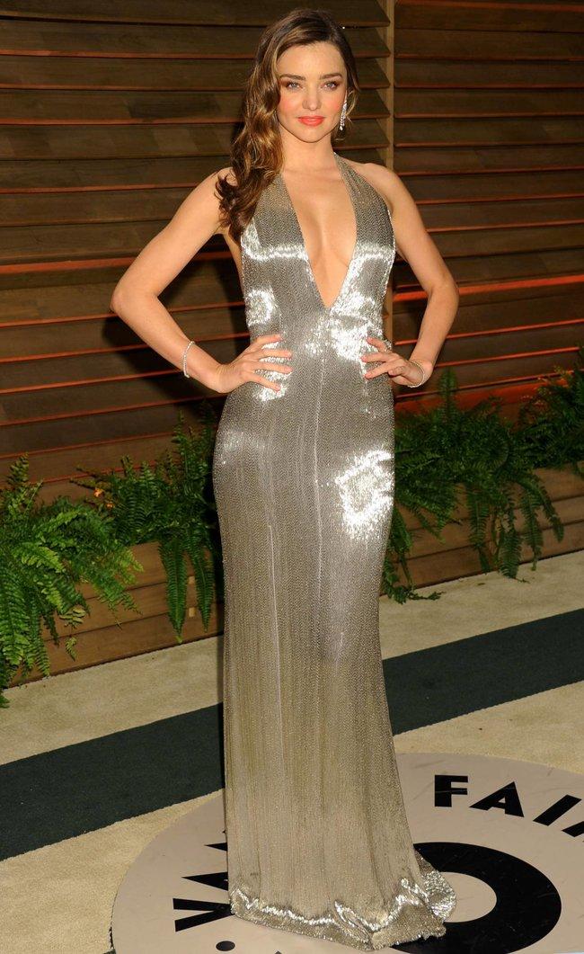 Миранда Керр в Голливуде: красная дорожка вечера «Vanity Fair»: miranda-kerr-8_Starbeat.ru
