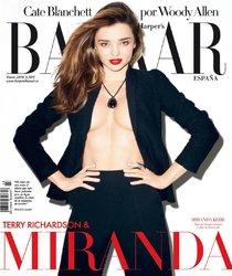 Миранда Керр в испанском номере журнала «Harper's Bazaar» (январь 2014): miranda-kerr-12_Starbeat.ru