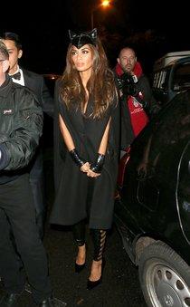 Николь Шерзингер на хэллоуинской вечеринке «Johnathan Ross» в Лондоне: nicole-scherzinger-1_Starbeat.ru